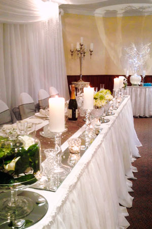 wedding stylists wedding decorators