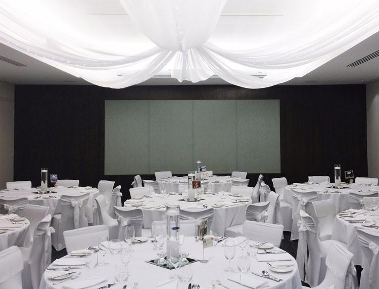Wedding Draping Backdrops