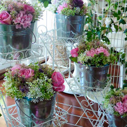 Flowers, Containers & Topiary